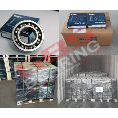 KOYO B98 Bearing Packaging picture