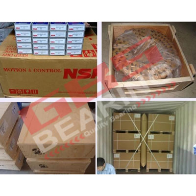 NSK QJ232 Bearing Packaging picture