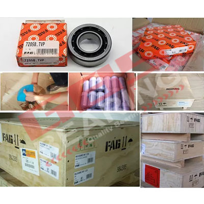 FAG NJ2309-E-TVP2 HJ2309-E Bearing Packaging picture